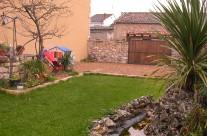 Parte delantera del Jardín